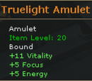 Truelight Amulet