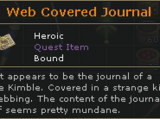 Web Covered Journal