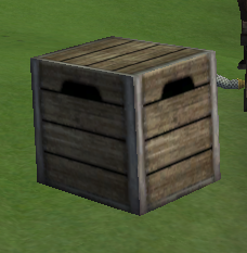 Crate of Supplies