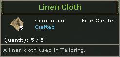 LinenCloth