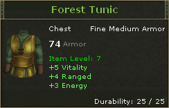 Forest Tunic