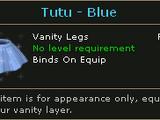 Tutu - Blue