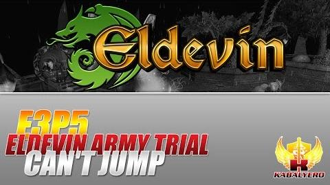 Eldevin Gameplay 2014 E3P5 Eldevin Army Trial ★ Characters Can't Jump