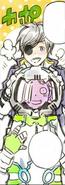 Astronaut Chuuta