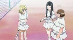 Misuzu tennis