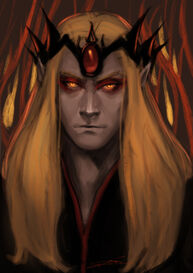 Sauron hermoso