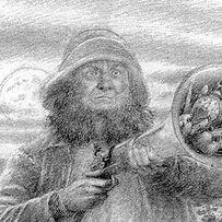 Egidio el granjero de Ham 3