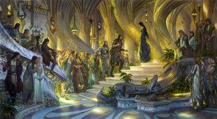 Doriath Beren y Luthien
