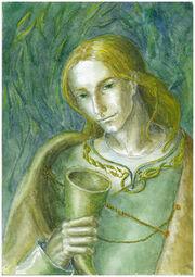 Finrod by Losse elda