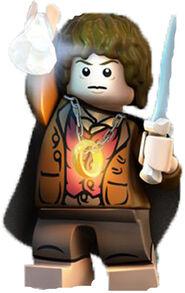 Lego frodo 4
