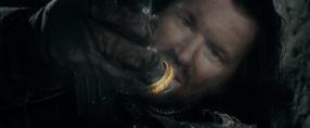 Isildur consigue anillo