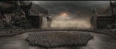 Battle at Morannon