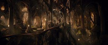 Cavernas de Thranduil