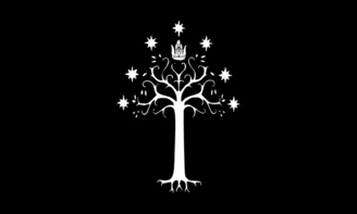 Flag of the Reunited Kingdom of Arnor and Gondor
