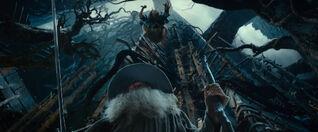 Thrain y Gandalf