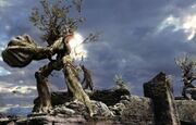 Ents atacan Isengard