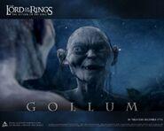 Gollum Retorno del Rey