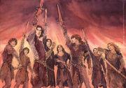 Jenny Dolfen - The Oath of Feanor