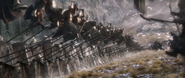 Elfos y Enanos vs Orcos