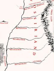Ossiriand-mapa