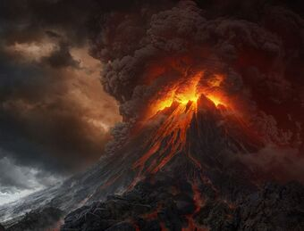 Monte del Destino | Tolkienpedia | Fandom