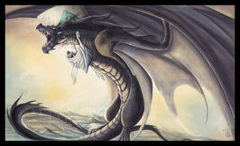 Ancalagon vs Eärendil