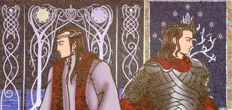 Elrond y Elros
