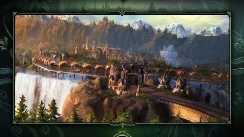 La Batalla Por La Tierra Media II - Campaña Del Bien - Acto 1- Rivendel