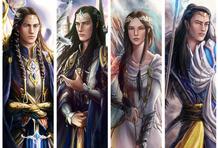 Hijos de Fingolfin