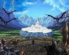 Gondolin ataque