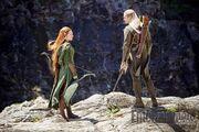 EW - Tauriel and Legolas still