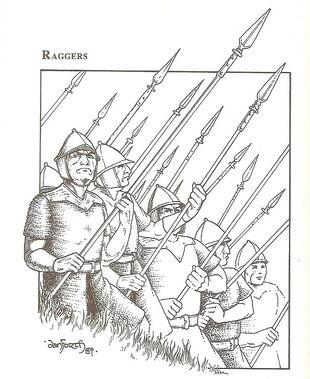 Raggers de Cardolan