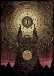 Sauron ojo