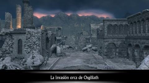 ESDLA- La Conquista - Alzamiento De Sauron- La Invasión Orca De Osgiliath