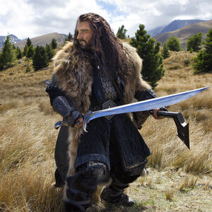 El Hobbit - Thorin Escudo de Roble