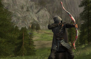 Dúnedain arquero