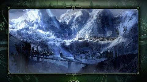 La Batalla Por La Tierra Media II - Campaña Del Bien - Acto 4- Las Montañas Azules