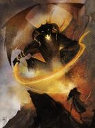 Glorfindel-balrog of morgoth