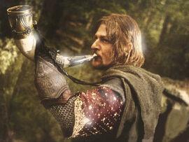 El cuerno de Boromir