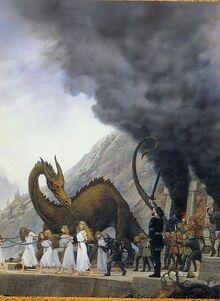 Nargothrond caida
