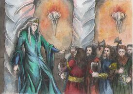 Thingol muerte