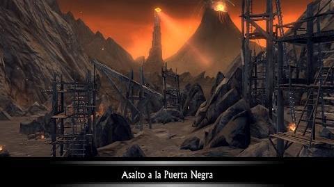 ESDLA- La Conquista - Guerra Del Anillo- Asalto A La Puerta Negra