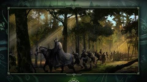 La Batalla Por La Tierra Media II - Campaña Del Mal - Acto 1- Lórien