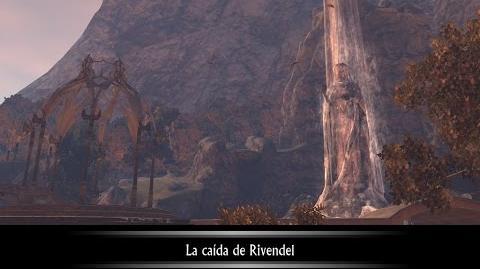 ESDLA- La Conquista - Alzamiento De Sauron- La Caída De Rivendel