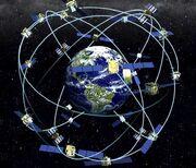 SPAC GPS NAVSTAR IIA IIR IIF Constellation lg