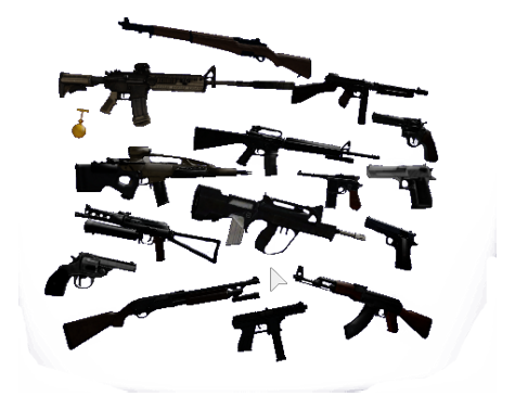 Weapons | Electric State DarkRP Wiki | FANDOM powered by Wikia