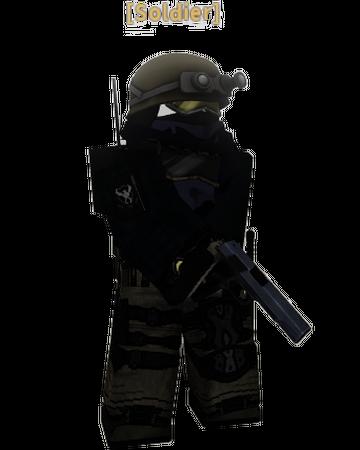 Soldier Electric State Darkrp Wiki Fandom