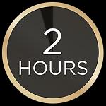 2 hours emote