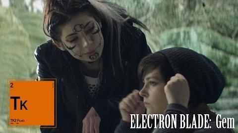 Electron Blade- Gem
