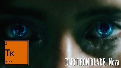 Electron Blade- Nova